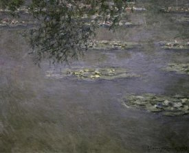 Claude Monet - Nymphéas (Water Lilies)