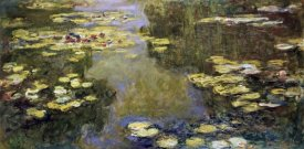 Claude Monet - Water Lily Pond (Le Bassin aux nymphéas)