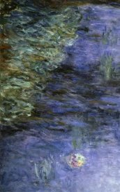 Claude Monet - Water Lilies (Detail)