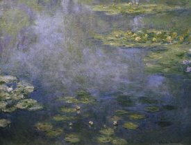 Claude Monet - Water Lilies (Nymphéas) IV