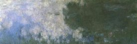 Claude Monet - Water Lilies (Nymphéas) X