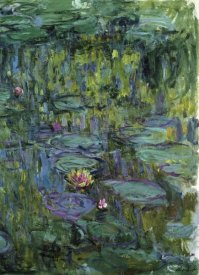 Claude Monet - Water Lilies (Nymphéas) XI
