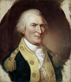 Charles Willson Peale - Governor Arthur St Clair