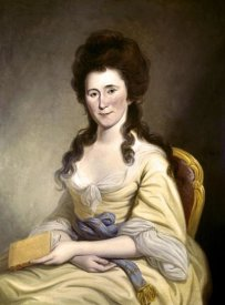Charles Willson Peale - Mrs Fredrick Greene