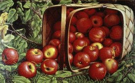 Levi Wells Prentice - Basket of Apples