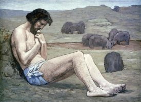 Pierre Puvis de Chavannes - Prodigal Son
