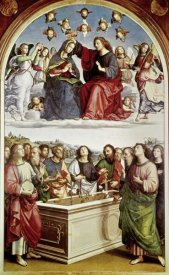 Raphael - Coronation of The Virgin