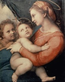 Raphael - Madonna In The Tent