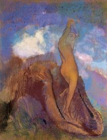 Odilon Redon - The Birth of Venus