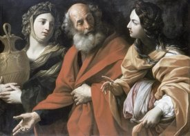 Guido Reni - Lot and His Daughters
