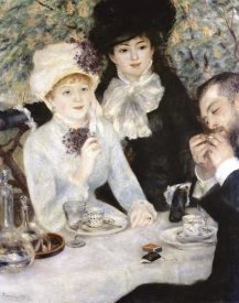 Pierre-Auguste Renoir - After Lunch