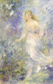 Pierre-Auguste Renoir - The Four Seasons: The Spring