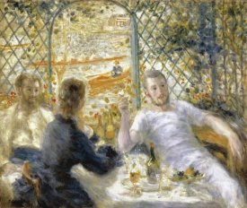 Pierre-Auguste Renoir - The Rowers' Lunch