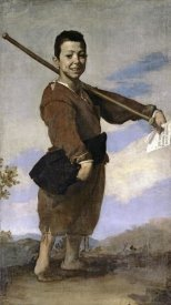 Jusepe de Ribera - Club-Footed Boy