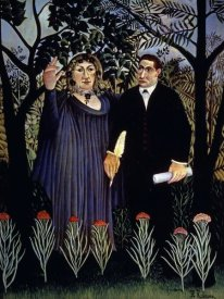 Henri Rousseau - A Poet Inspired By The Muse