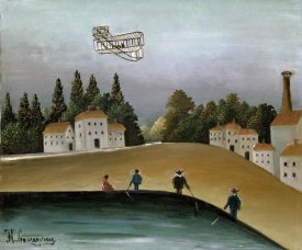 Henri Rousseau - Fishermen with their Lines