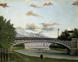 Henri Rousseau - The Charenton Bridge