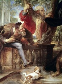 Peter Paul Rubens - Susanna and The Two Elders