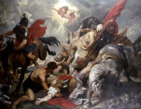 Peter Paul Rubens - The Conversion of St. Paul