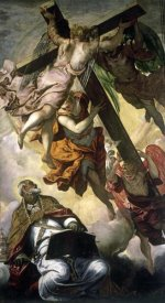 Jacopo Tintoretto - St. Peter's Vision
