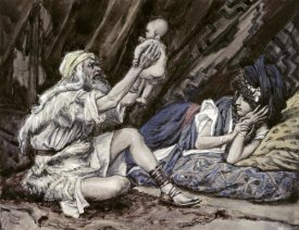 James Tissot - Birth of Noah