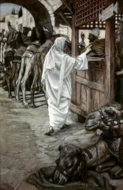 James Tissot - Calling of Matthew