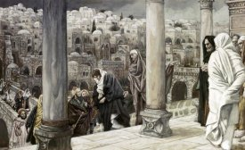 James Tissot - Gentiles Ask To See Jesus