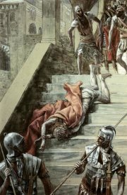 James Tissot - Holy Stair