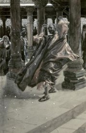 James Tissot - Judas Repents & Returns The Price of Blood