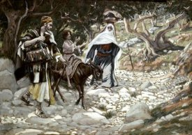 James Tissot - Return From Egypt