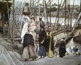 James Tissot - Sojourn In Egypt