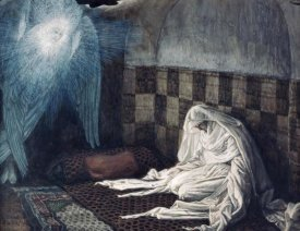 James Tissot - The Annunciation