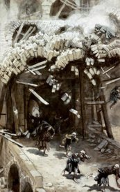 James Tissot - Tower of Siloam