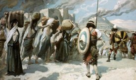 James Tissot - Women of The Midian Led Captive By The Hebrews