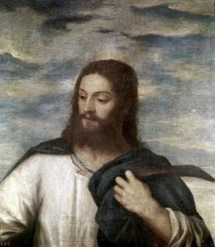 Titian - Our Saviour