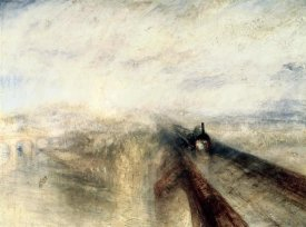 Joseph M.W. Turner - Rain, Steam, and Speed; The Great Western Railway