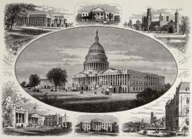 Unknown - Public Buildings In Washington