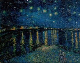 Vincent Van Gogh - Starlight Over the Rhone