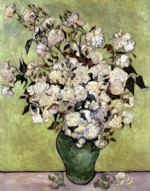 Vincent Van Gogh - Vase of Roses