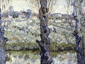 Vincent Van Gogh - View of Arles