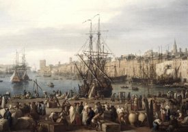 Claude-Joseph Vernet - Port of Marseille