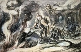 Hermann Weyer - Eurydice In Hell