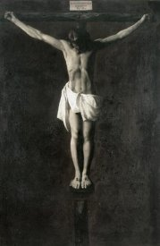 Francisco de Zurbaran - Christ On The Cross