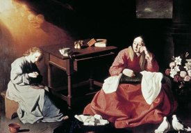 Francisco de Zurbaran - Holy House of Nazareth