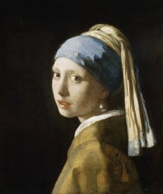 Johannes Vermeer - Girl with the Pearl Earring
