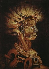 Giuseppe Arcimboldo - The Fire