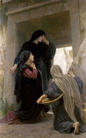 William-Adolphe Bouguereau - The Three Marys at the Tomb