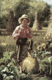 John George Brown - That's Me Pumpkin