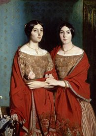 Theodore Chasseriau - The Two Sisters