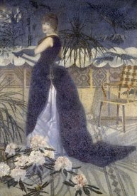Henri-Edmond Cross - Portrait of Mrs. Cross